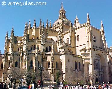 Diver bossteo principales catedrales goticas de europa for Arquitectura que ver en madrid