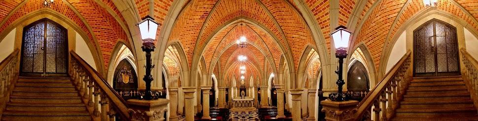 Cripta da Catedral da Sé em São Paulo