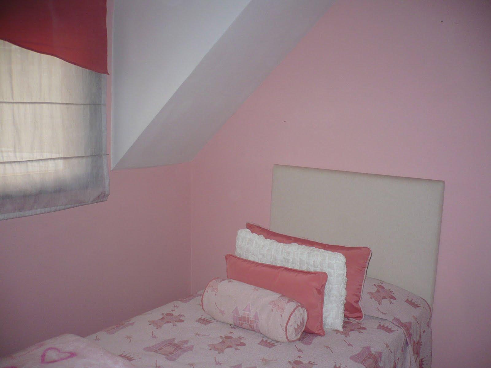 Emy decoraciones habitaciones rom nticas - Habitaciones infantiles romanticas ...