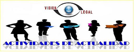ACTIVIDADES VISION LEGAL- RD