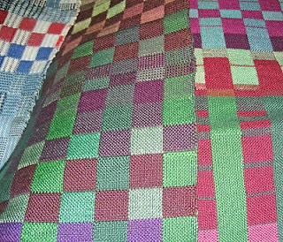 The Double Weave - Handweavers   San Jose   Glenna Harris Guild