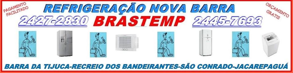 REFRIGERAÇÃO NOVA BARRA