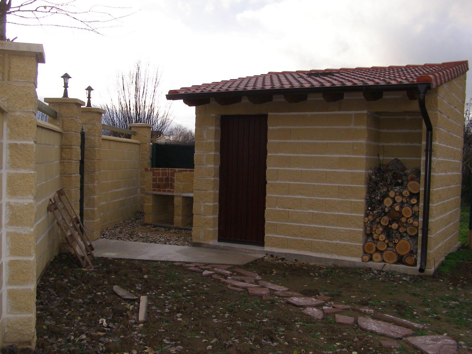 Construcciones jaime le ero y casuca exterior for Personal en el exterior