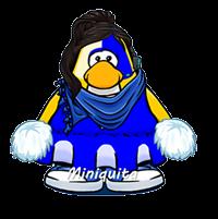 O meu pinguim