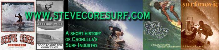 Steve Core Surf