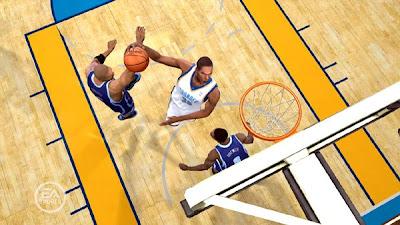 NBA Live '09/NBA 2K9 leaks Thunder jersey