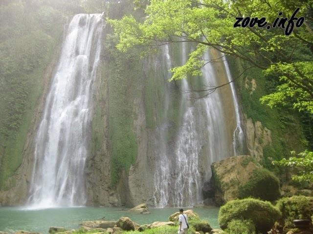 Sukabumi, Cikaso Waterfalls