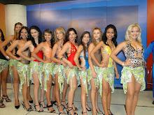 Finalistas do concurso 2009