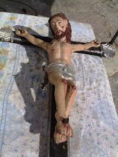 Cristos de madeira