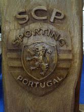 Brasão do Clube Sporting Clube Portugal