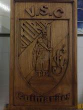 Brasão do Clube do Vitoria de Guimarães