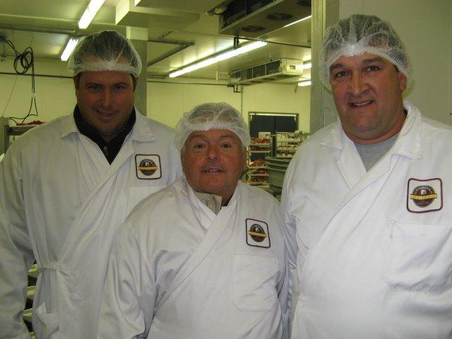 16 Novembre, 2008  - notre fournisseur de viande hachée ( depuis 40 ans) / our meat suppliers