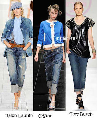 Fashion And Glamour The Latest News Of Celebrity Life Denim Fashion Trends Spring Summer 2010