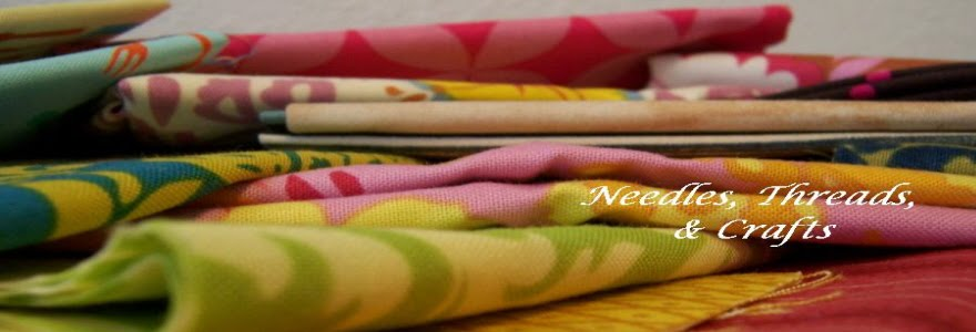 Needles, Threads &amp; Crafts