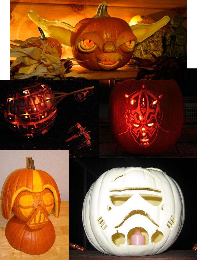 El caj n de sof a el arte de tallar calabazas de halloween - Disenos de calabazas de halloween ...