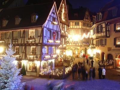 Donde viajar: Navidades en Francia