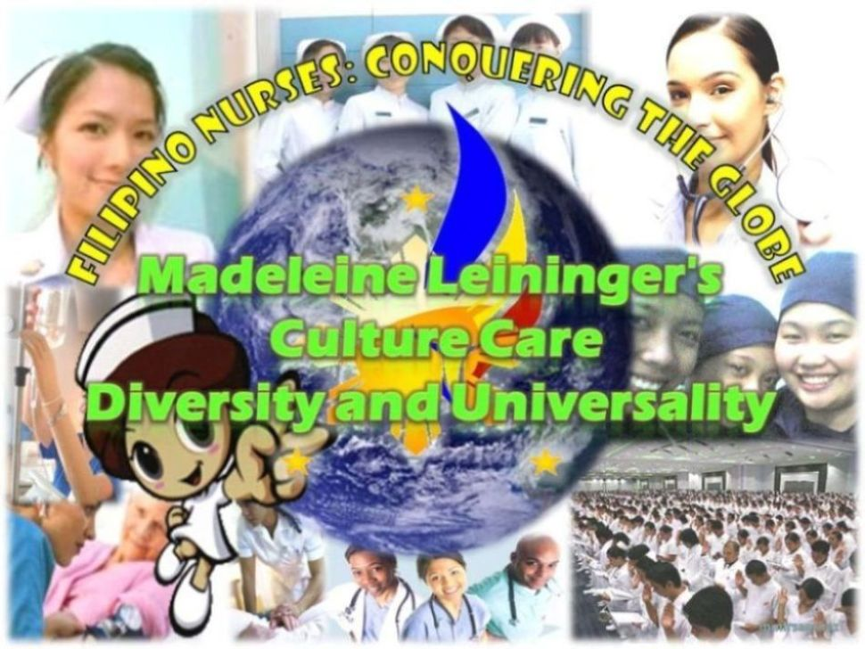 CULTURE CARE, DIVERSITY and UNIVERSALITY