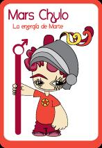 ¡Hola! Soy Mars Chulo