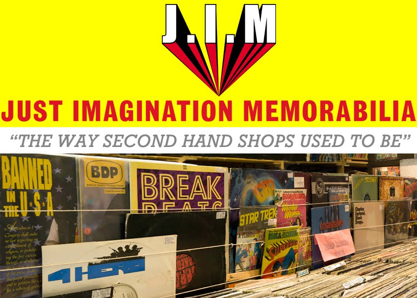 Just Imagination Memorabilia
