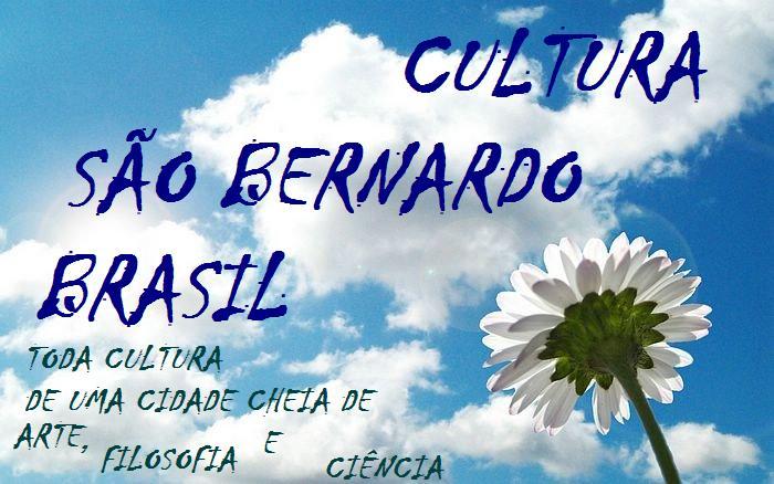 CULTURA SÃO BERNARDO BRASIL