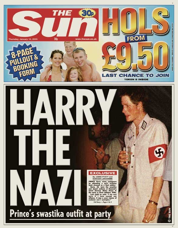 prince harry shirtless pics. Shirtless photo of Harry