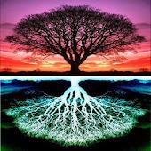 Árvore Mística da Vida.