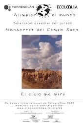 """Seleccion especial del jurado en el concurso Internacional de Fotografía 2007, """"A Limpiar el Mundo"""""""