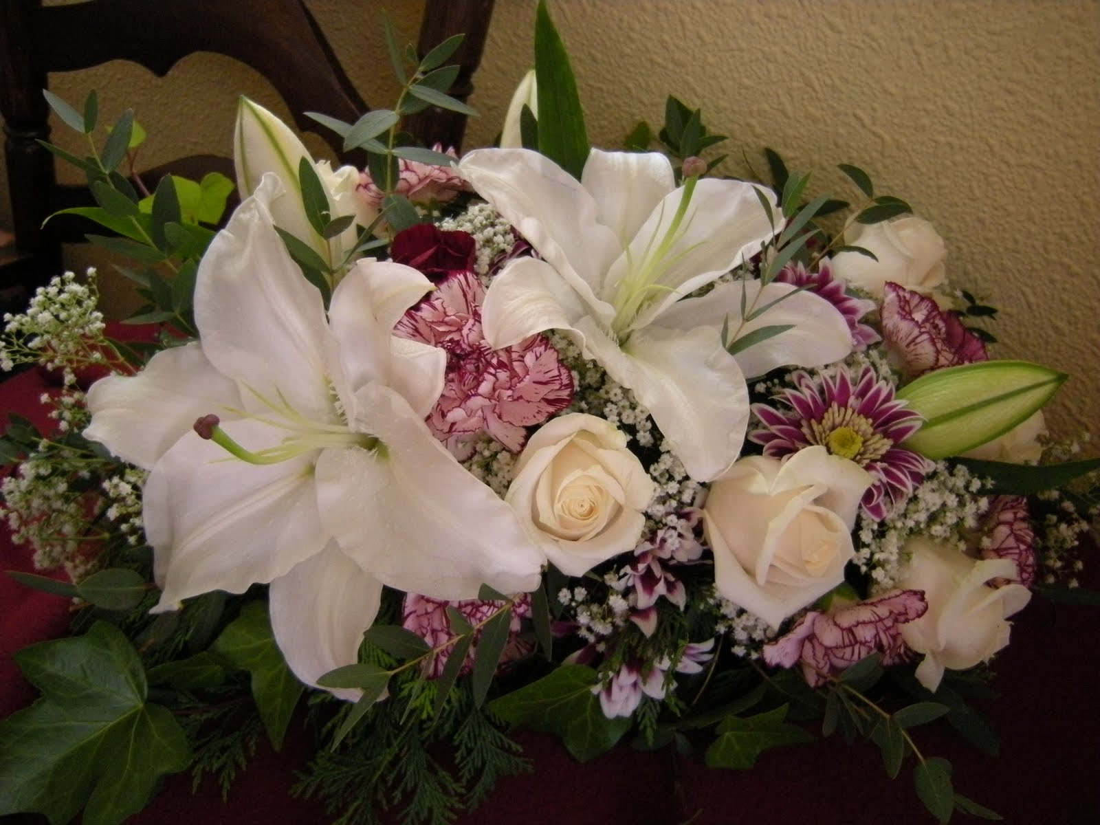 Flores naturales centro de mesa for Centros de mesa con plantas naturales