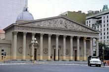 Catedral de la Ciudad de Buenos Aires.