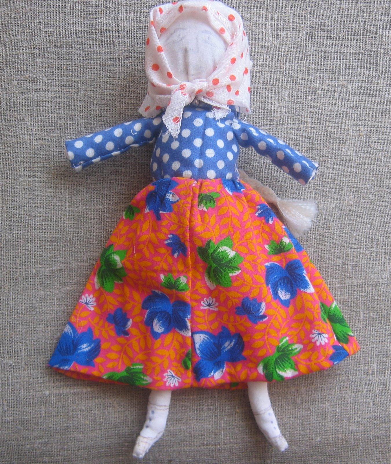 Куклы сделанные своими руками в картинках фото