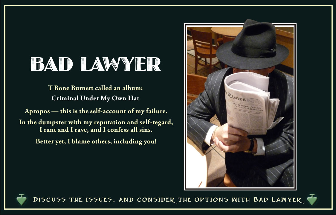 BAD LAWYER
