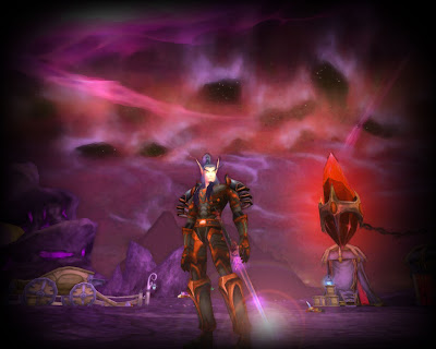 world of warcraft blood elf wallpaper. World of Warcraft Wallpaper: