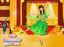 Ballroom Dancer dress up