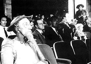 Fotograma de Don Quijote, Orson Welles