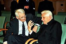 Habermas encontra Bento XVI
