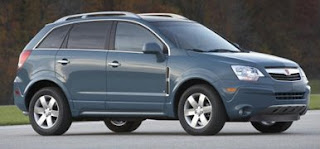 The Saturn Vue
