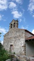 Eglise de Cires, Lamasón, Cantabria, Espagne