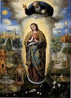 2. Miquel Bestard (1592-1633) L'Immaculée Conception Dimensions et technique non précisées Palma, église de Monti-sion Photo : Jaume Gual-Sa Nostra