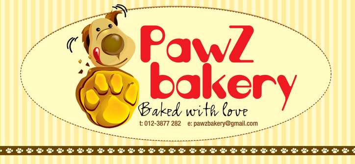 Pawz Bakery : baked with love