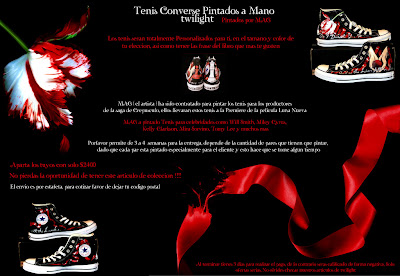 Twilight converse shoes!