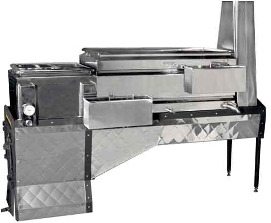 Pan Evaporator from Canada