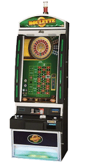 Bally's Roulette Machine