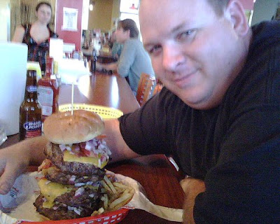 heart attack burger. 2010 the Heart Attack Grill,