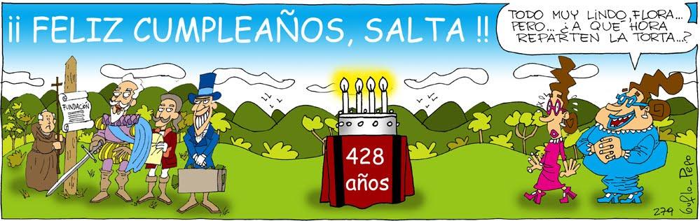 Aniversario De La Fundacion De Salta