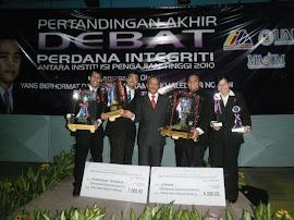 JOHAN DEBAT PERDANA INTERGRITI 2010