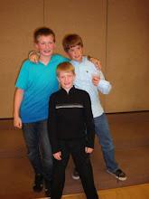 Kyle's 6th Grade Graduation