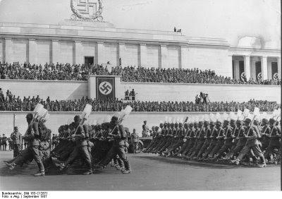 Reichsparteitag (tysk for Rigspartidag) var navnet på det årlige møde, som det tyske nationalsocialistiske arbejderparti NSDAP afholdt mellem 1923 og 1938 i september måned. Særligt efter Hitlers magtovertagelse i 1933 blev dagen en stor propagandabegivenhed, der udspillede sig i Reichsparteitagsgelände i Nürnberg og havde over 100.000 deltagere.  De stærkt antisemitiske Nürnberg-love blev vedtaget på Reichsparteitag i 1935, og udgjorde en central del af tiltalen mod de ledende nazister i Nürnbergprocessen, der fandt sted efter krigen.  Filminstruktøren Leni Riefenstahl har i flere film dokumenteret rigspartidagene.