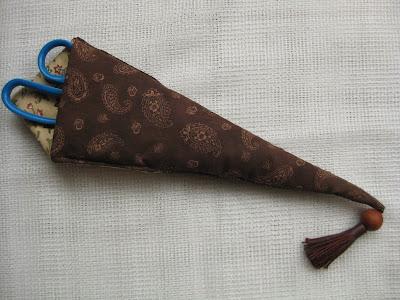 Домик для ножниц на скорую руку.. %D0%A4%D1%83%D1%82%D0%BB%D1%8F%D1%80+2