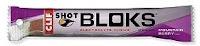 Clif Shot Blok Mountain Berry linear package