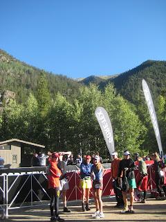 Hope Pass TransRockies Run Stage 2
